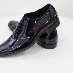 scarpe blu cavalieri